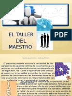El Taller Del Maestro 2-2