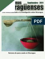 Revista de temas nicaragüenses No. 41