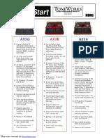 EASYSTART AX3G