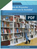 Planificacion de Proyectos de Vinculacion Con La Sociedad- Ivan Gordillo Cesar Quezada y Luis Brito
