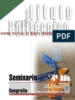 Geografia Seminario