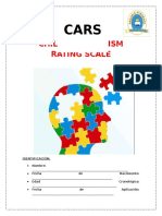 CARS CHILDHOOD AUTISM RATING SCALE.docx