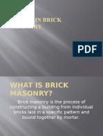 Failure in Brick