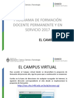 El Campus Virtual
