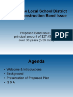 Information about Valley View School District bond issue