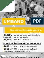 Umbanda - Apresentação Acadêmica