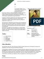 João DunsEscoto wiw, vida e obra