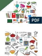 Categorías Med Tras - Cocina - Colegio - Tiendas