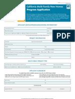 FINAL 2010-12 Developer Application