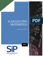 Planificación Electivos III - IV Medio 2017 (1)
