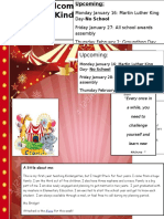 newsletter-circus