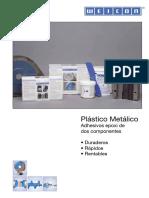 WEICON Plastico Metalico