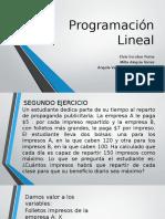 Dipos programacion Lineal