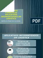 Aplicativos Informatizados Em Logistica
