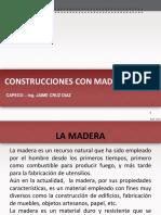 Clase 4construcciones de Madera