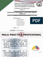 Mala Practica Profesional