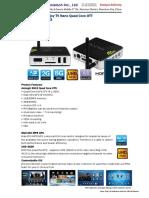 Geniatech APC382 Specification