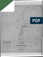 Rizal Vegetation Map