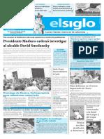 Edición Impresa El Siglo 10-04-2017