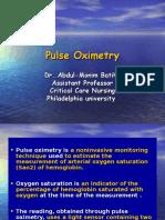 Pulse Oximetry 2