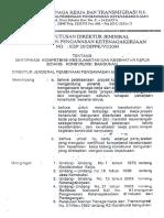 KepDirjen PPK 20 2004 tentang Sertifikasi Kompetensi K3 Bidang Konstruksi Bangunan.pdf