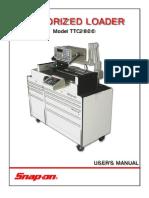 TTC810 Manual