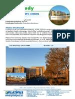 Platipus Case Study Nemours Childrens Hospital Orlando FL