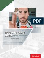 Restaurant 2025 Oracle Hospitality