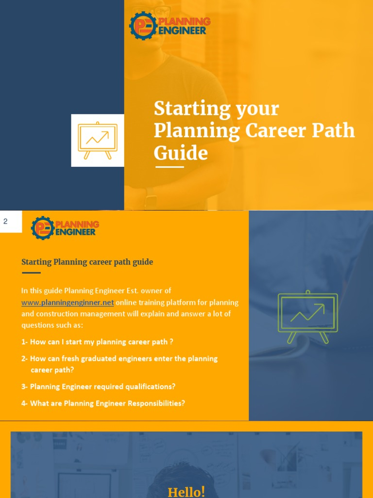planning a career path