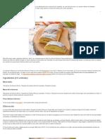 Farinosa de Crema _ Gastronomía & Cía