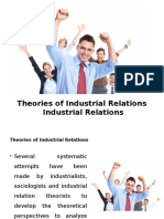 Theories of Industrial Relations