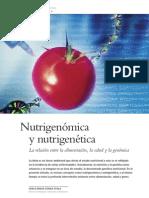NUTRIGENÓMICA Y NUTRIGENÉTICA por ADELA-EMILIA GÓMEZ AYALA