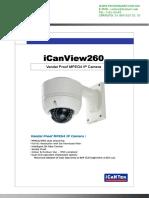 camara ICANTEK iCanView260DC