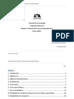 Programa UEA IV