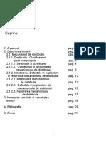 Mecanismul de Distributie.doc