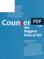 (Wk 3) Countering the Biggest Risk of All - HBR Apr05