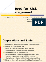 (Wk2) RM - The Need for Risk Management (2)