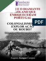 Augusto Kengue Campos - O Colonialismo de Exploração Ou Roubo