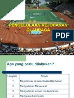 Pengelolaan Kejohanan Olahraga.ppt