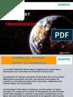 Support de Transmission