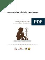 Children Testemonies