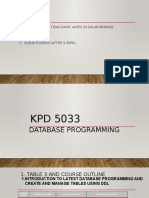 KPD5033 W1