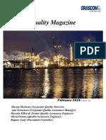 Corporate Quality Magazine