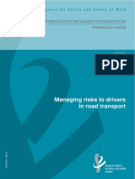 Managing Risks Drivers