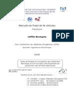 Etude technique et conception  - LAFRIA Mustapha_2057.pdf