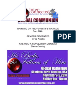 Global Communion Articles - July 3, 2010