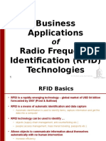 Business Applications of Radio Frequency Id Rfid Technologies2746