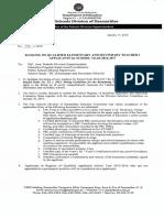 0995 - Division Memorandum No. 06,s.2016