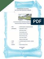 monografía de agrícola y ganadera