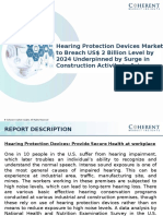 Global Hearing Protection Devices Market Ppt